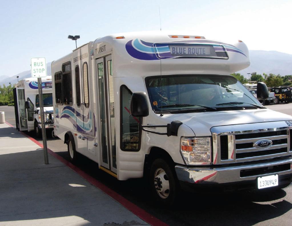 Dial A Ride Bus
